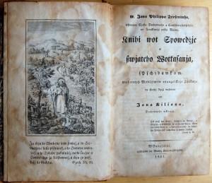 1841 Wendish Prayer Book