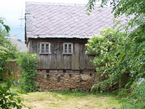 Old house at Dohlen